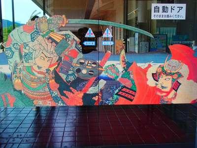 川中島古戦場八幡社の周辺