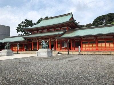 五社神社諏訪神社の本殿