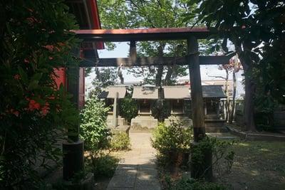 今井神社の鳥居