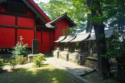 今井神社の末社