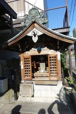 興福寺南円堂別院の地蔵