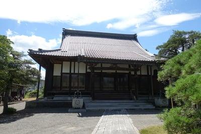 西徳寺の本殿