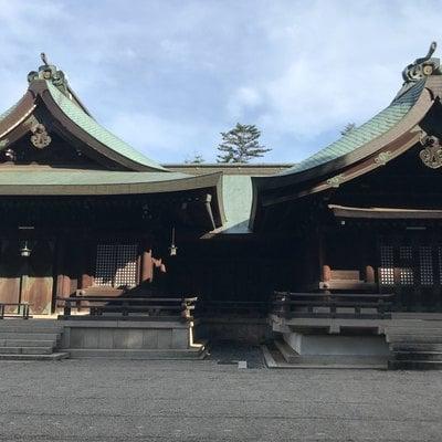 吉備津彦神社の本殿