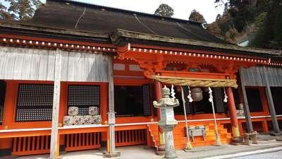 英彦山神宮(福岡県)