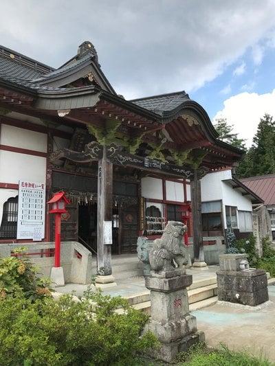 水上寺(群馬県)