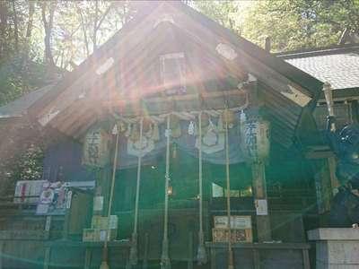中之嶽神社(群馬県)