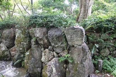 勝尾寺の庭園