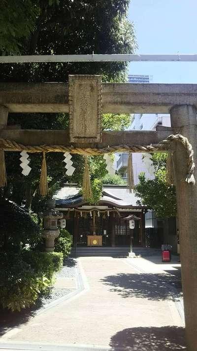 サムハラ神社(大阪府)