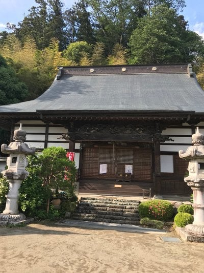 不動寺(群馬県)