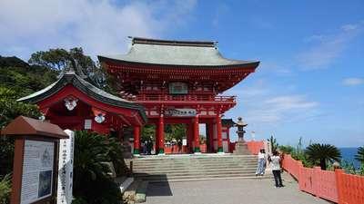 鵜戸神宮の山門