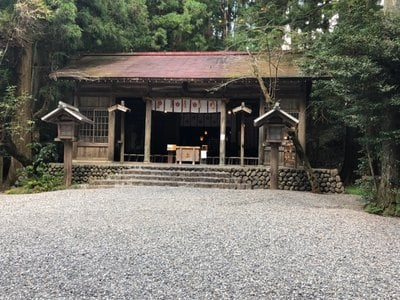 秋葉山本宮 秋葉神社 下社の本殿