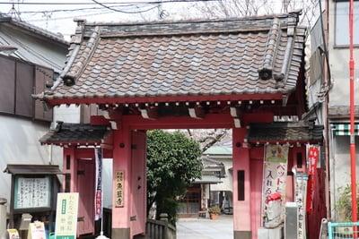 魚籃寺(東京都)