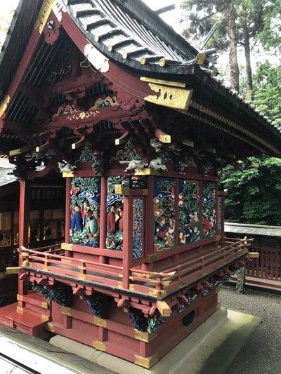 冠稲荷神社の本殿