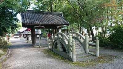 清州山王宮 日吉神社の建物その他