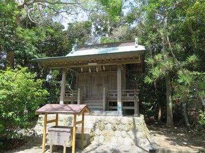 駒形神社の本殿