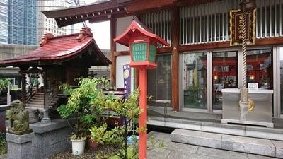 日比谷神社の本殿