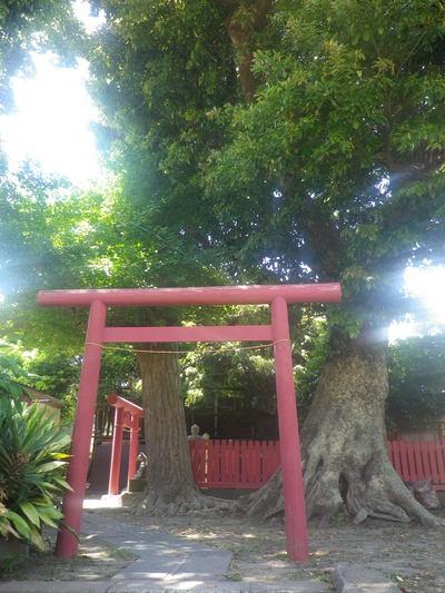 正一位稲荷社(神奈川県)
