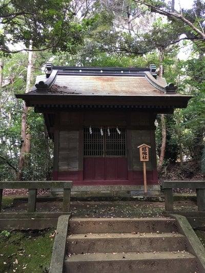 下立松原神社(千葉県)