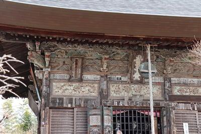 永福寺・華台山童子堂の本殿