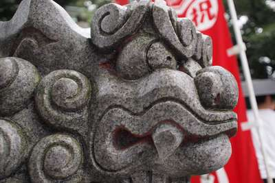 川越八幡宮(埼玉県)