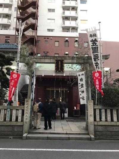 笠間稲荷神社 東京別社(東京都)