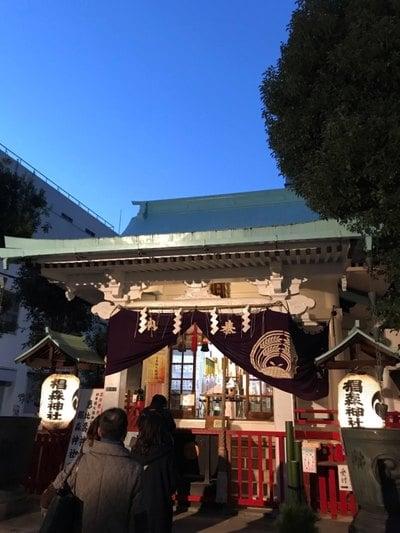 椙森神社(東京都)