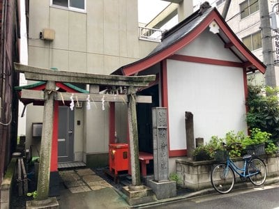 粂森稲荷神社(東京都)