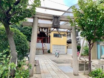 東川崎蛭子神社(兵庫県)