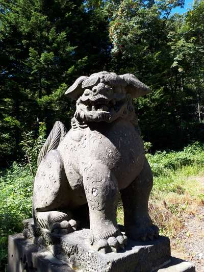 獅子内神社(北海道)