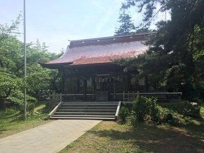 長者山新羅神社(青森県)