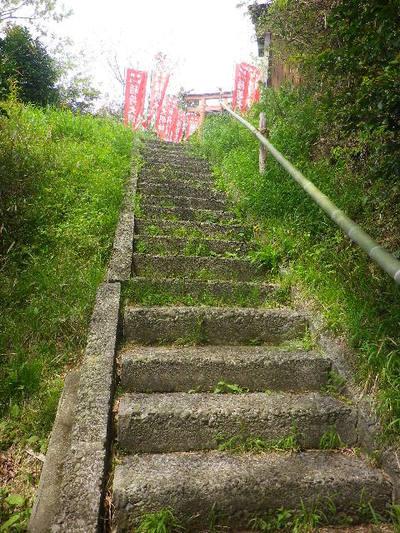 泉谷稲荷神社(鎮守稲荷大明神)の建物その他