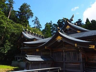 秋葉山本宮秋葉神社の本殿