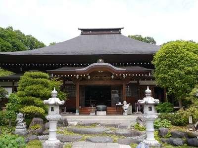 真福寺の本殿