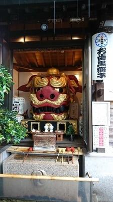 波除稲荷神社(東京都)