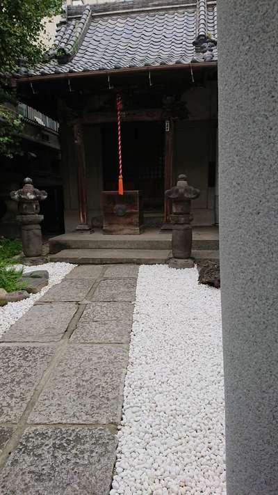 黒船稲荷神社(東京都)
