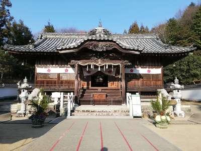 和氣神社(岡山県)