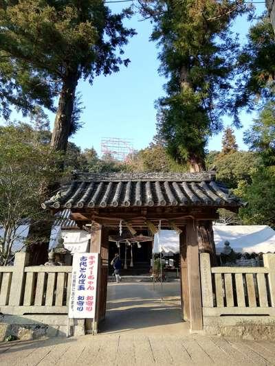 由加神社(岡山県)