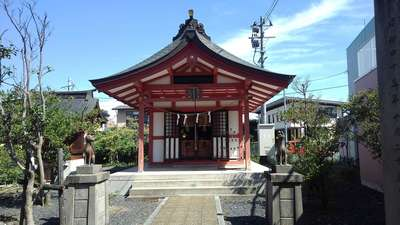 諏訪神社(山形県)