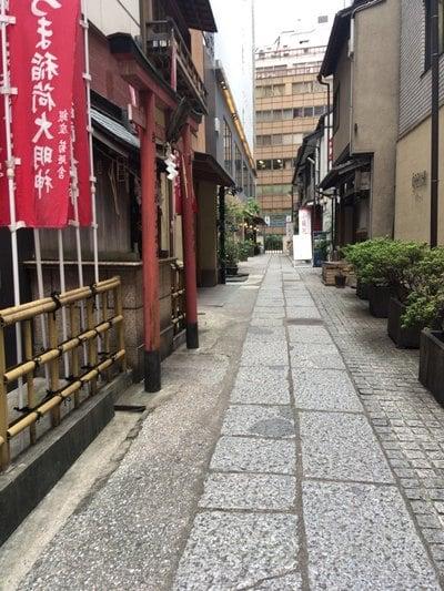 あづま稲荷神社(東京都)