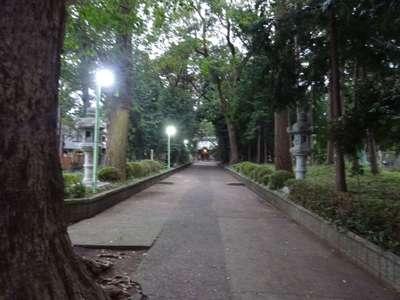 五社神社の建物その他