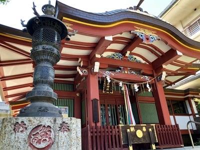 大森神社の本殿