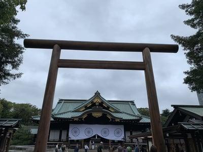 靖国神社(東京都)
