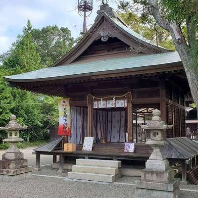 林天神社(滋賀県)