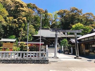 飽波神社(静岡県)