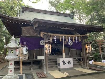 日枝神社(神奈川県)