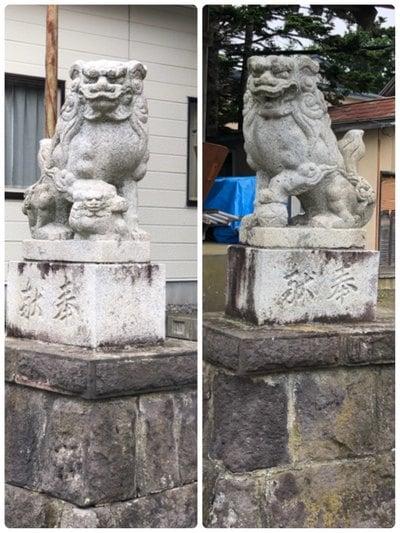 様似住吉神社(北海道)