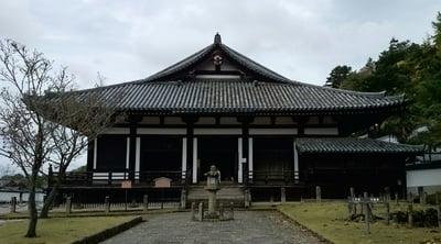 東大寺法華堂(三月堂)(奈良県)