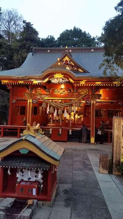 冠稲荷神社(群馬県)