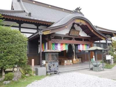 法長寺の本殿
