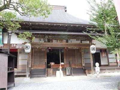 卜雲寺の本殿